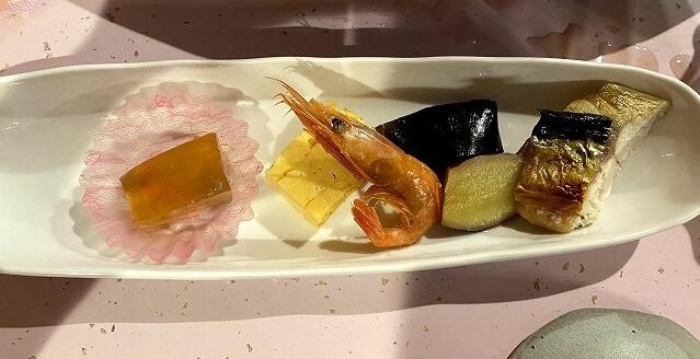 割烹丸庄本田の煮物