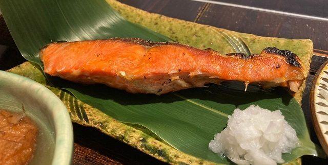 たま氣の紅鮭