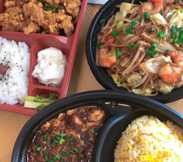一燈の中華料理弁当