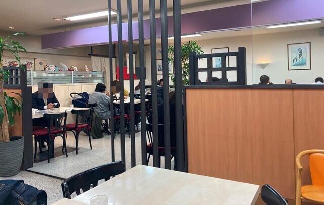 糸庄アピタ店の内観