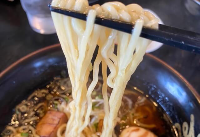 めん家の麺