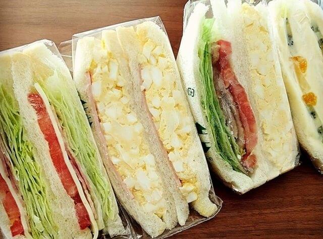 サンドイッチストーリーのテイクアウト