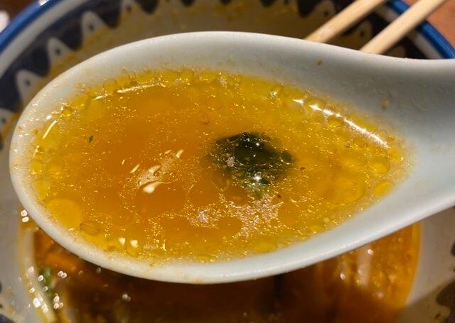 辛子家のユッケジャンスープ
