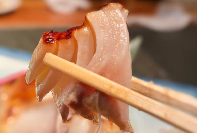 2代目赤鍋屋の銀ダラ西京焼き