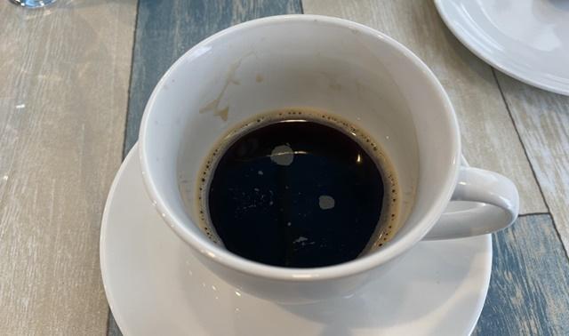 Blauw(ブラウ)のコーヒー