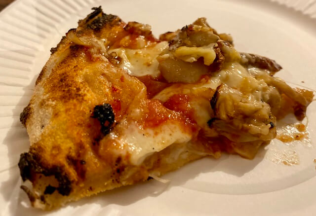 SHOGUN PIZZAのピザ