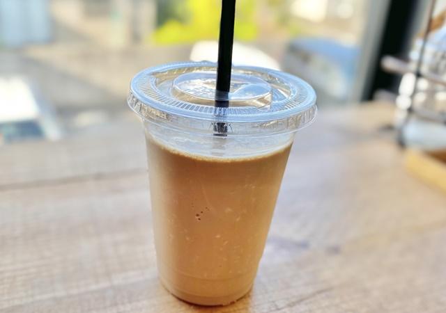 アルパカコーヒー太郎丸のコーヒーシェイク