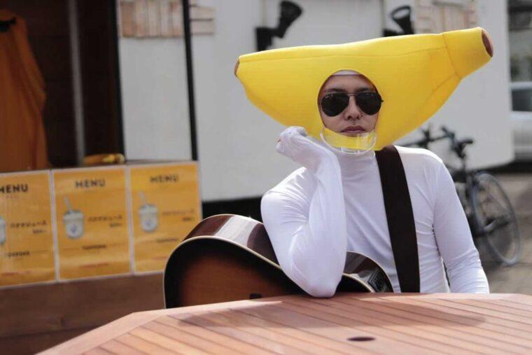 バナナ太郎物語の店員