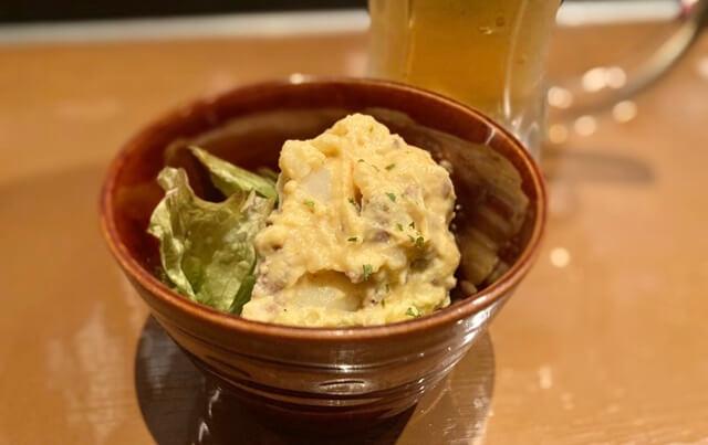 九ノ壱のポテトサラダ