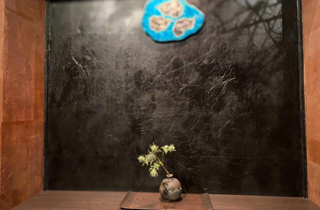 山元食堂の内観
