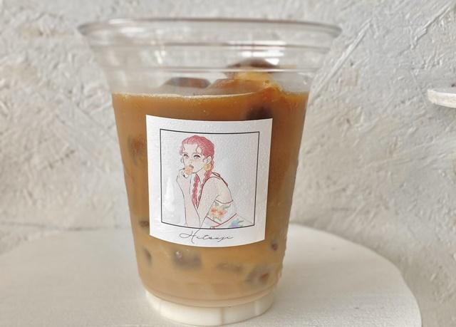 ひつじの氷コーヒー