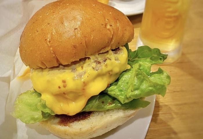 グーニーズのハンバーガー