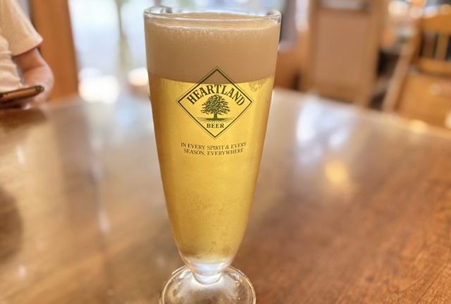 イルゴッチのビール