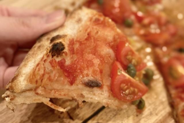 イルゴッチのピザ
