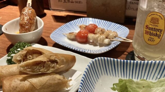串もん家 楽(らく)の一品料理