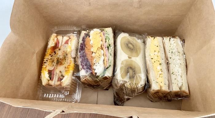 BiBi.t(ビビット)のサンドイッチ