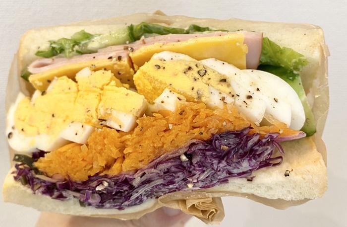 BiBi.t(ビビット)のわんぱくサンドイッチ