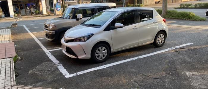 BUTAMAJIN 根塚店の駐車場