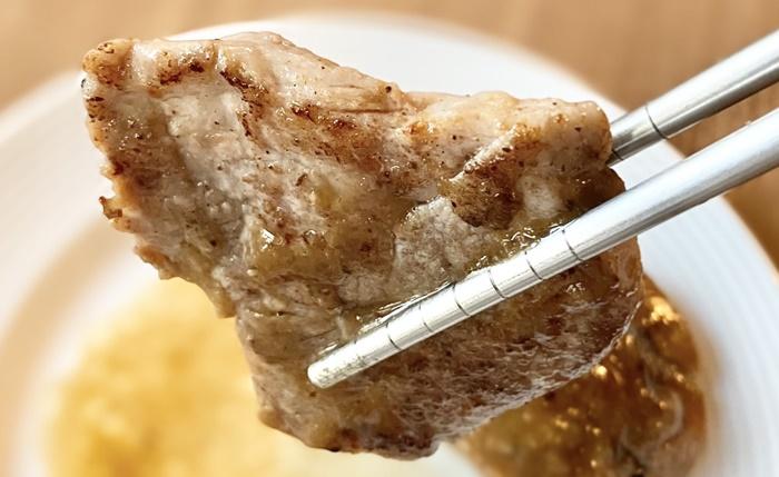 BUTAMAJIN 根塚店のディナーのコースの豚焼肉