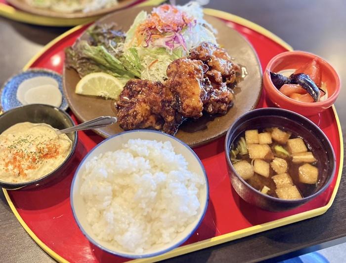 食堂 MARUKOのチキン南蛮
