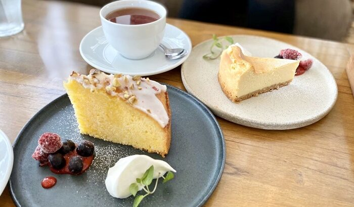 ソラトキ(旧ボルカノ)のケーキ