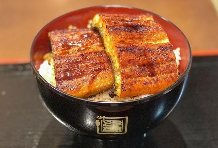 宇奈とと ファボーレ富山店のうな丼