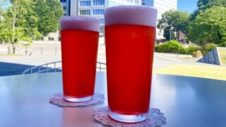 D&DEPARTMENTのビール